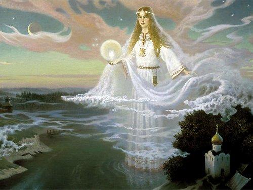 Явления Лады-Богородицы
