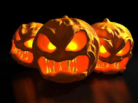 Хэллоуин по русски
