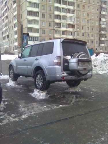 Качественная уборка снега в Питере