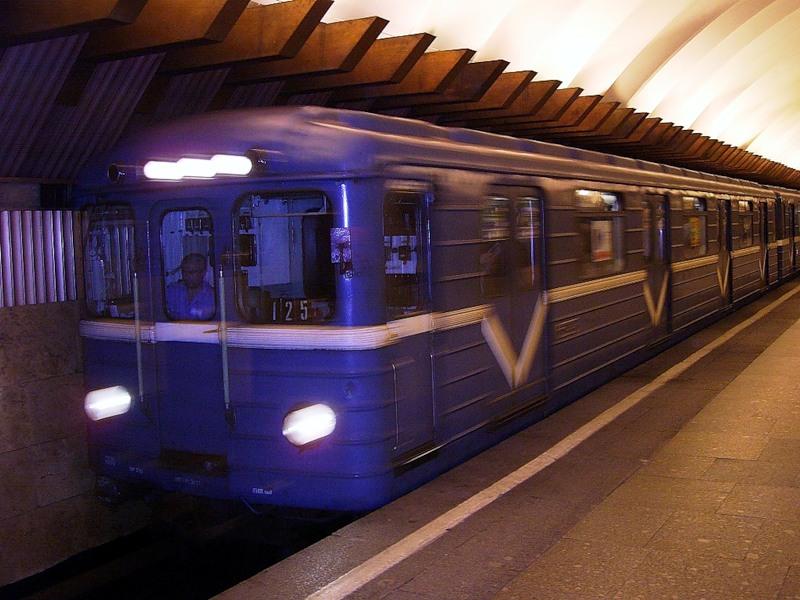 Маньяк в питерском метро