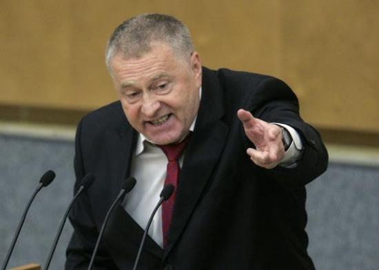 Владимир Жириновский: «Все национальные регионы переименовать!»
