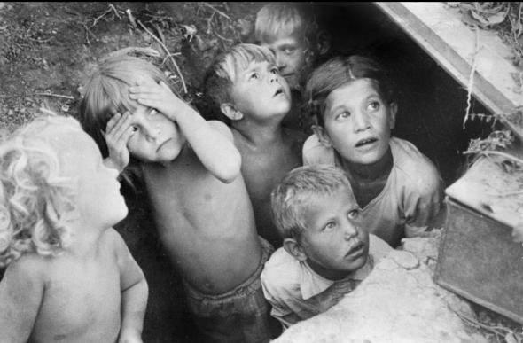 Война 1941-1945 в фотографиях