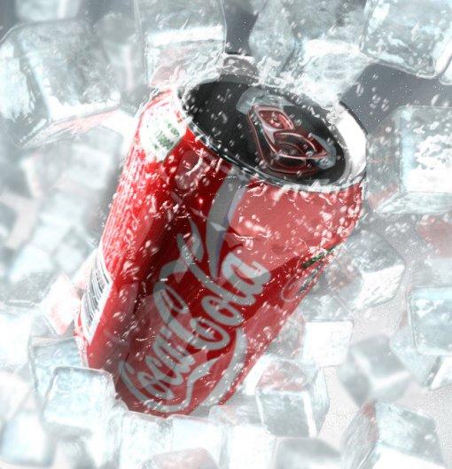 Банка Coca-Cola