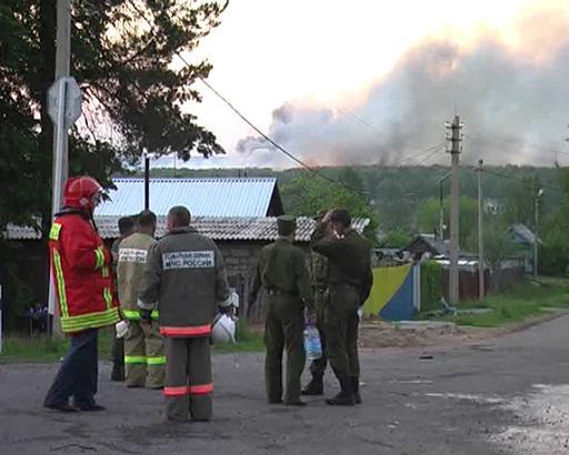 Кто взрывает в Удмуртии склады с боеприпасами
