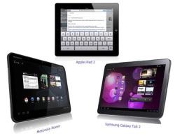 У Android-планшетов — треть мирового рынка