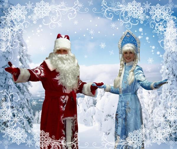 Церковь выступила против Деда Мороза и Снегурочки