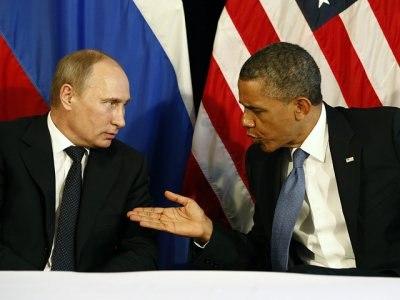 Околосирийские интриги, или Информационный удар по России