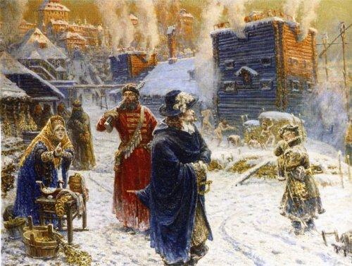 Почему иностранцы боялись русской бани?
