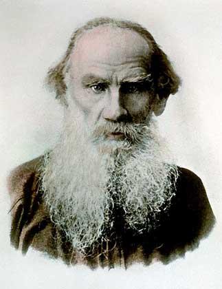 Л.Н. Толстой. Разрушение ада и восстановление его.