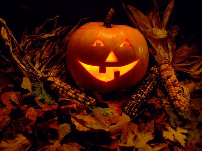 День всех святых, хеллоуин или самайн