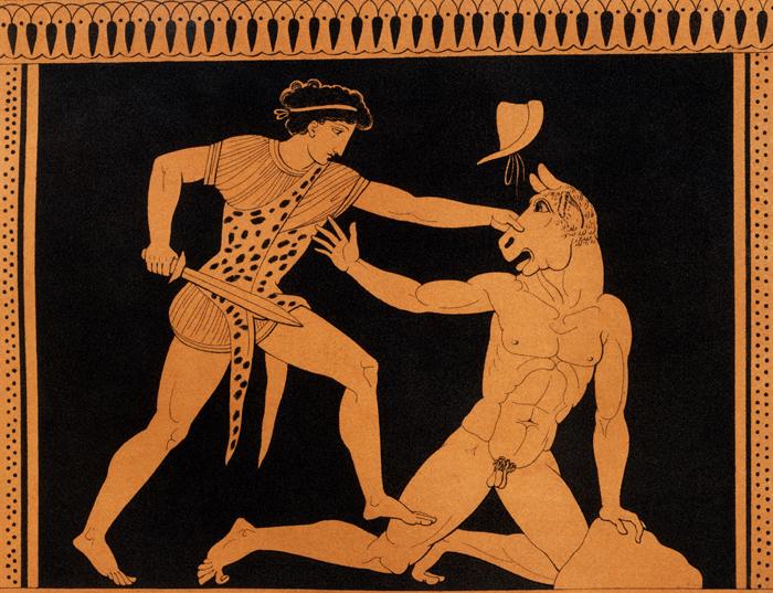 Гомосексуализм древней греции