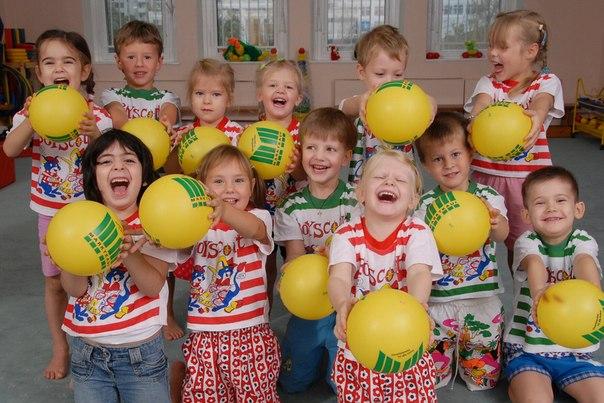 Норвежские малыши отвечают по-русски